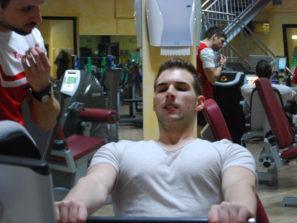 Cvičení s osobním trenérem